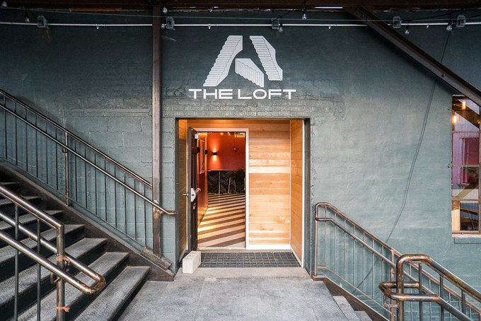 Photos New Cafe And Bar The Loft At Elsewhere Opens In